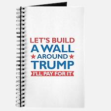 A Wall Around Trump Journal