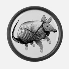 armadillo3.jpg Large Wall Clock