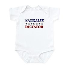 NATHALIE for dictator Infant Bodysuit