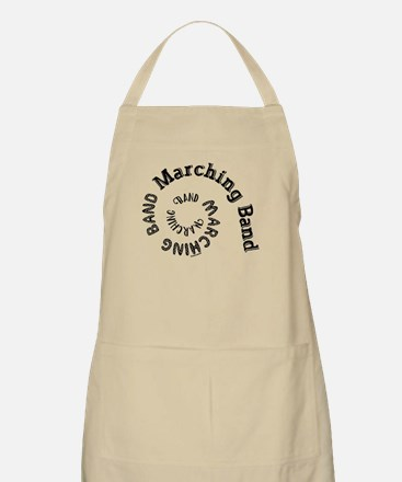 Marching Band Spiral Apron