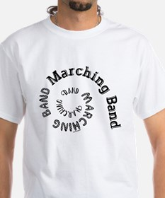 Marching Band Spiral T-Shirt