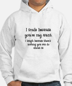 Because You're My Aunt Hoodie