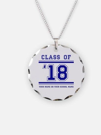 Class 2018 Necklace