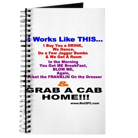GrabaCab Journal