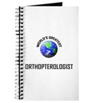 World's Greatest ORTHOPTEROLOGIST Journal