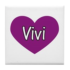 Vivi Tile Coaster