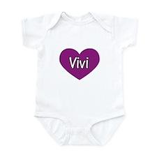 Vivi Infant Bodysuit