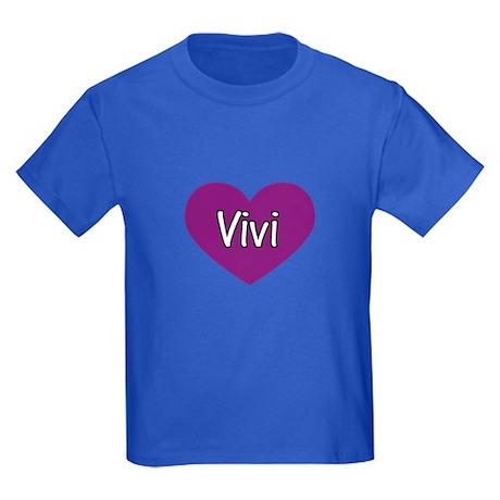 Vivi Kids Dark T-Shirt