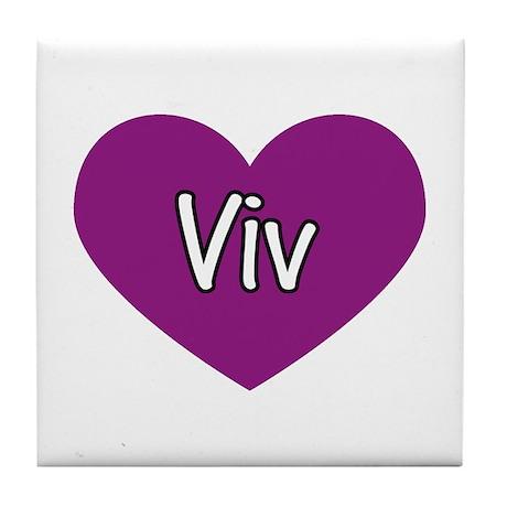 Viv Tile Coaster