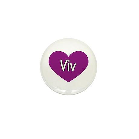Viv Mini Button (100 pack)