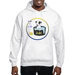 Rub A Dub Dub Hooded Sweatshirt