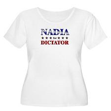 NADIA for dictator T-Shirt