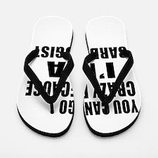 I Am CARDIOLOGIST Flip Flops