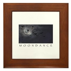 Moondance Framed Tile