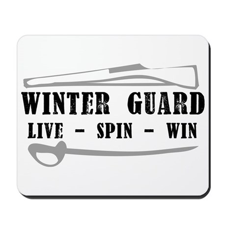 Live Spin Win Mousepad