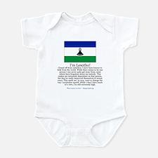 Lesotho Infant Bodysuit