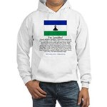 Lesotho Hooded Sweatshirt