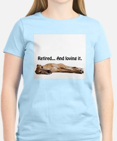 Greyhound Retired T-Shirt