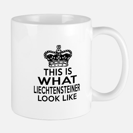 Liechtenstein Look Like Designs Mug