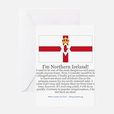 Northern Ireland Greeting Card
