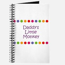 Daddy's Little Monkey Journal