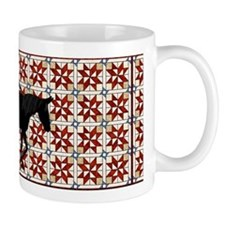 Gaited Mule Country Coffee Mug