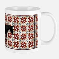 Gaited Mule Country Small Small Mug