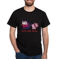 North Pole Temp T-Shirt
