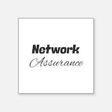 Network Assurance Sticker