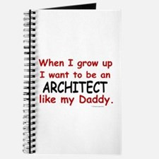 Architect (Like My Daddy) Journal