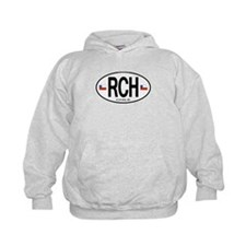 Chile Euro Oval Hoodie