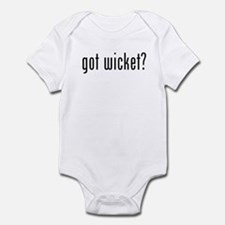 got wicket? Infant Bodysuit