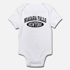 Niagara Falls New York Infant Bodysuit