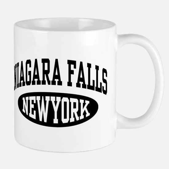 Niagara Falls New York Mug