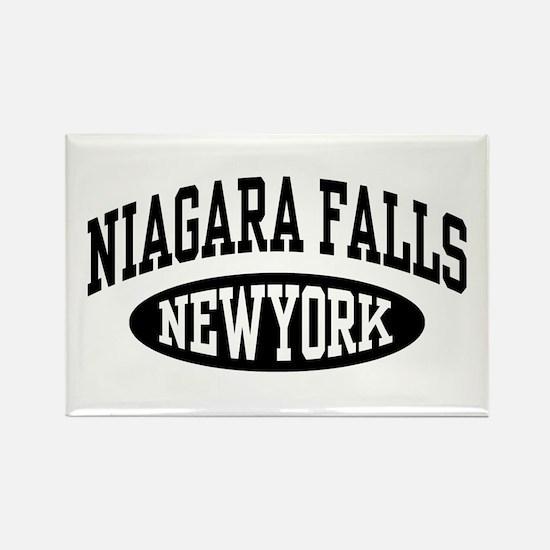 Niagara Falls New York Rectangle Magnet
