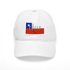 Chile Flag Extra Baseball Baseball Cap