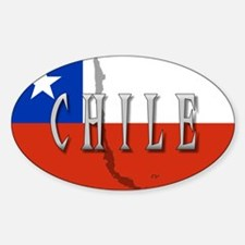 Chile Flag Extra Decal