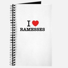 I Love RAMESSES Journal