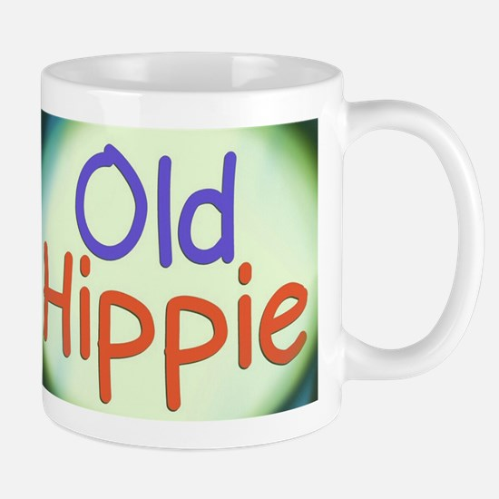 Old Hippie Mugs