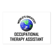 World's Greatest OCCUPATIONAL THERAPY ASSISTANT Po