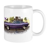 Dodge challenger mugs Small Mugs (11 oz)