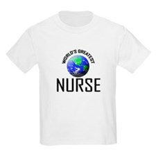World's Greatest NURSE T-Shirt