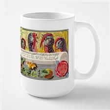 Singing Turkeys Mugs