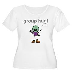 Thog: group hug! T-Shirt