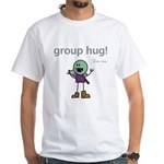 Thog: group hug! White T-Shirt