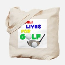 Anjali Lives for Golf - Tote Bag