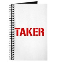 Taker Journal