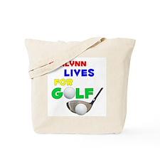 Ashlynn Lives for Golf - Tote Bag