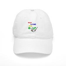 Ayla Lives for Golf - Cap