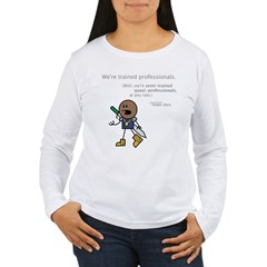 Roy: Semi-Trained Quasi-Profe T-Shirt